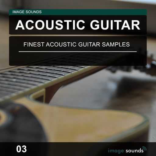 Acoustic Guitar 03 WAV | Images From Magesy® R Evolution™