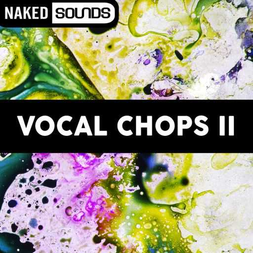 Vocal Chops Vol.1 WAV | Images From Magesy® R Evolution™