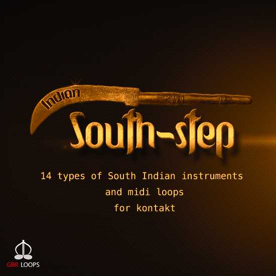 Indian South Step MiDi KONTAKT | Images From Magesy® R Evolution™