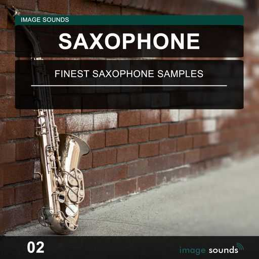 Saxophone 02 WAV | Images From Magesy® R Evolution™
