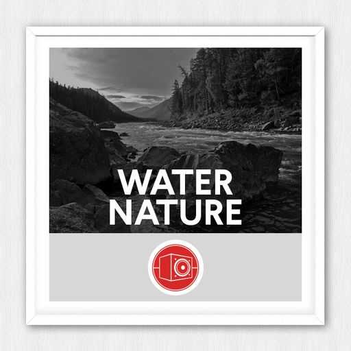 Water: Nature WAV | Images From Magesy® R Evolution™