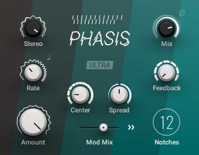 Phasis v1.0.1 AAX VST x64 WiN R2R | Images From Magesy® R Evolution™