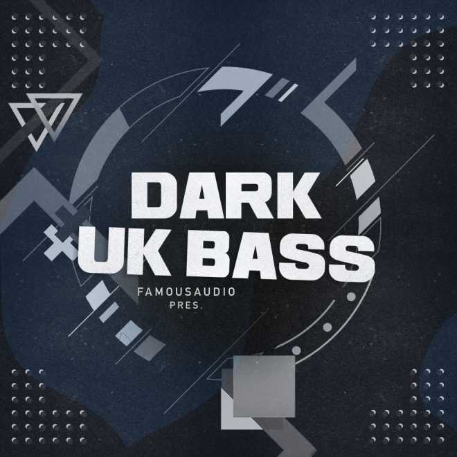 Dark UK Bass WAV | Images From Magesy® R Evolution™