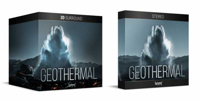 Geothermal Bundle WAV | Images From Magesy® R Evolution™