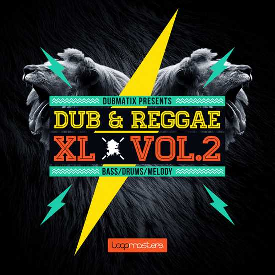 Dub and Reggae XL Vol.2 ABLETON LiVE | Images From Magesy® R Evolution™