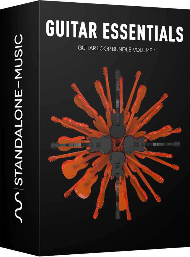 Guitar Essentials Vol.1 WAV | Images From Magesy® R Evolution™