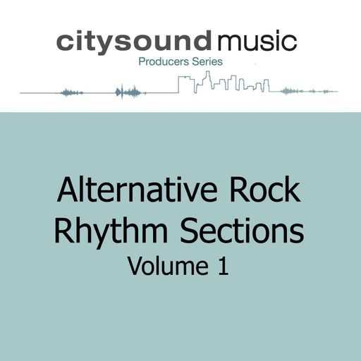 Alternative Rock Rhythm Sections Vol.1 WAV | Images From Magesy® R Evolution™