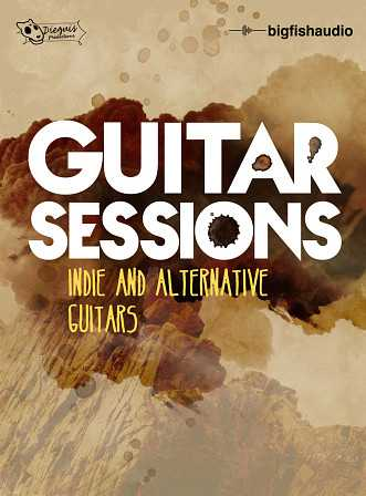 Guitar Sessions: Indie and Alternative Guitars MULTiFORMAT | Images From Magesy® R Evolution™