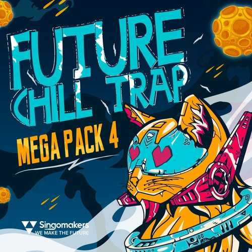 Future Chill Trap Mega Pack Vol 4 MULTiFORMAT | Images From Magesy® R Evolution™