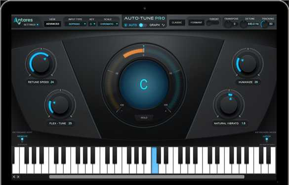 Auto Tune Pro v9.1.0 WiN R2R | Images From Magesy® R Evolution™