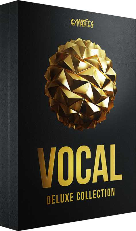 The Deluxe Vocal Collection WAV | Images From Magesy® R Evolution™