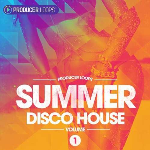 Summer Disco House Vol.1 WAV MiDi | Images From Magesy® R Evolution™