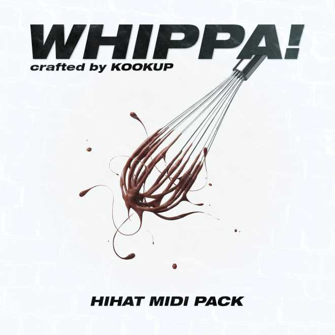 Whippa! Hi Hat MiDi KiT | Images From Magesy® R Evolution™
