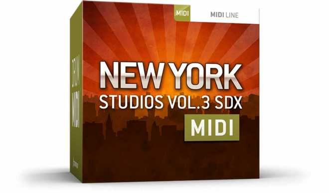 New York Studios Vol.3 MiDi WiN MAC | Images From Magesy® R Evolution™