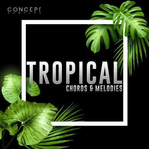 Tropical Chords and Melodies WAV | Images From Magesy® R Evolution™