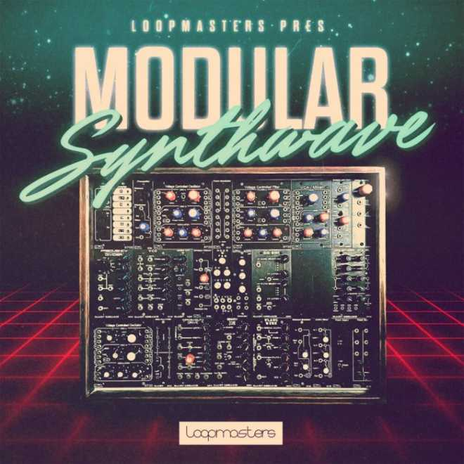 Modular Synthwave MULTIFORMAT | Images From Magesy® R Evolution™