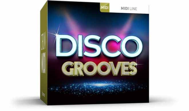 Disco Grooves MiDi WiN MAC   Images From Magesy® R Evolution™
