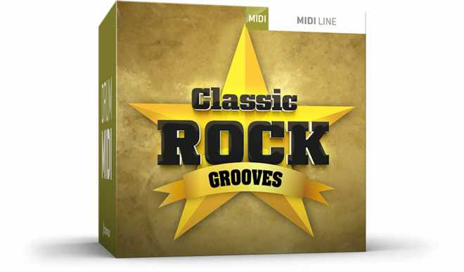 Classic Rock Grooves MiDi WiN MAC | Images From Magesy® R Evolution™