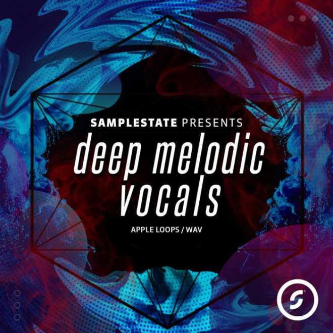 Deep Melodic Vocals WAV | Images From Magesy® R Evolution™