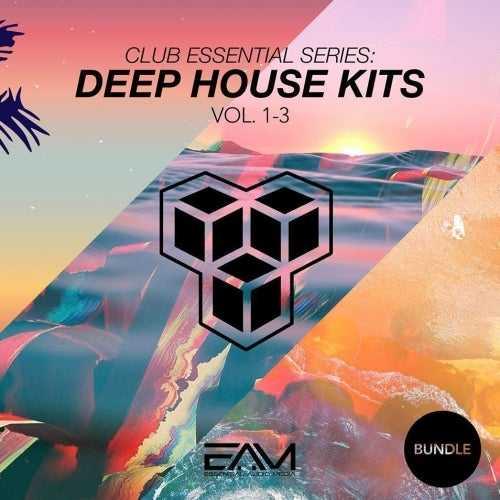 Deep House Kits Vol. 1 3 Bundle MULTiFORMAT | Images From Magesy® R Evolution™