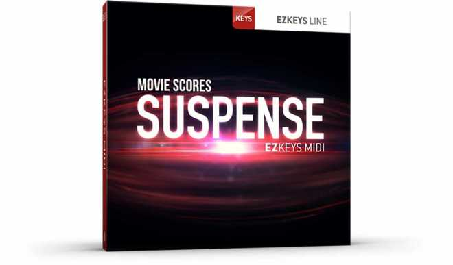 Movie Scores Suspense EZkeys MiDi WiN MAC | Images From Magesy® R Evolution™