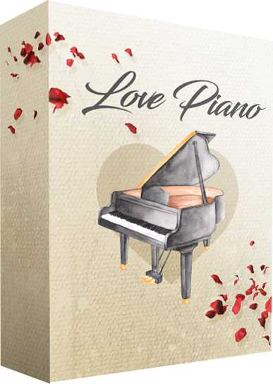 The LO.VE Piano KONTAKT MERRY XMAS DECiBEL | Images From Magesy® R Evolution™