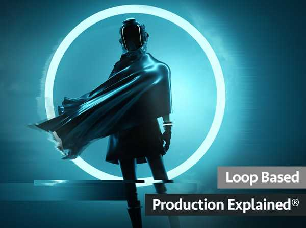 Loop Based Production Explained TUTORiAL SYNTHiC4TE | Images From Magesy® R Evolution™