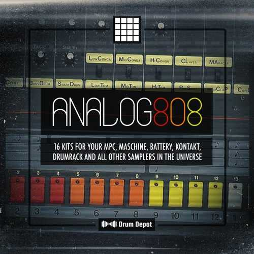 Analog 808 MULTiFORMAT MERRY XMAS STRiKE | Images From Magesy® R Evolution™