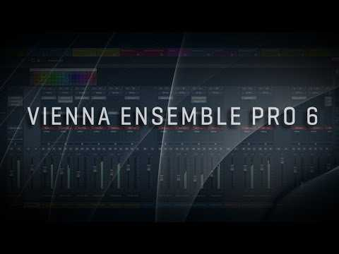 Vienna Ensemble Pro v6.0.18504 Master Only macOS | Images From Magesy® R Evolution™