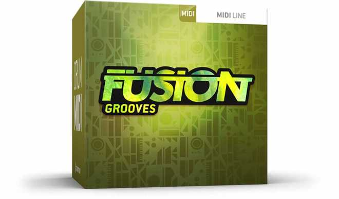 Fusion Grooves MiDi MAC | Images From Magesy® R Evolution™