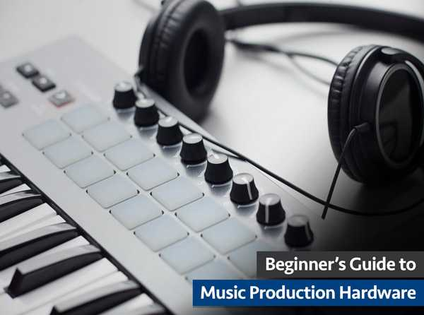 Beginners Guide to Music Production Hardware TUTORiAL | Images From Magesy® R Evolution™