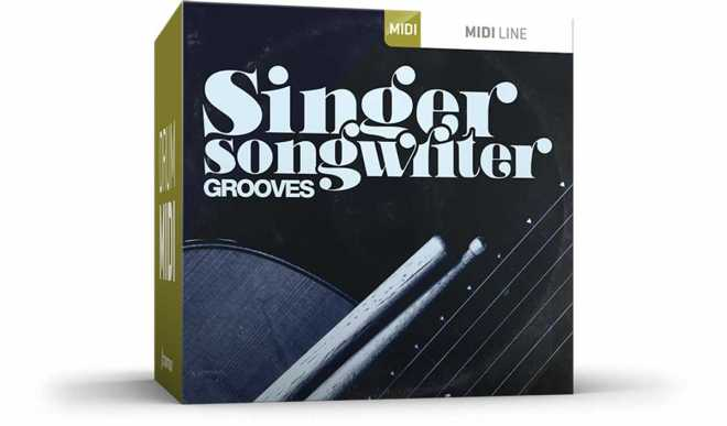 Singer Songwriter Grooves MiDi WiN MAC   Images From Magesy® R Evolution™
