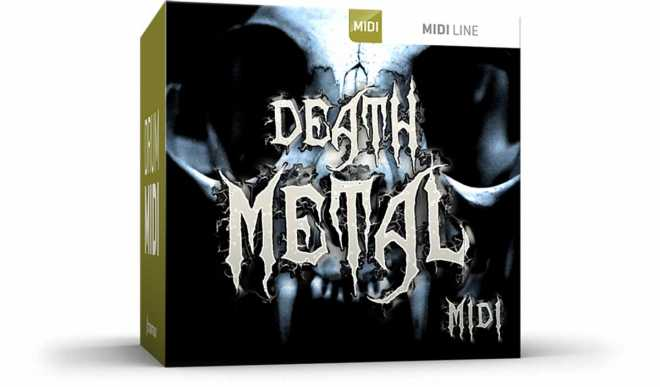 Death Metal MiDi WiN MAC | Images From Magesy® R Evolution™