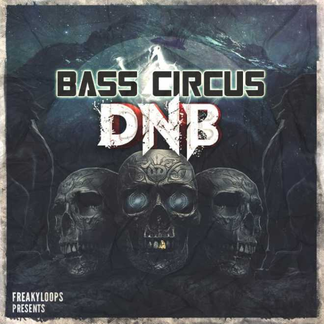 Bass Circus: Jungle Terror WAV | Images From Magesy® R Evolution™