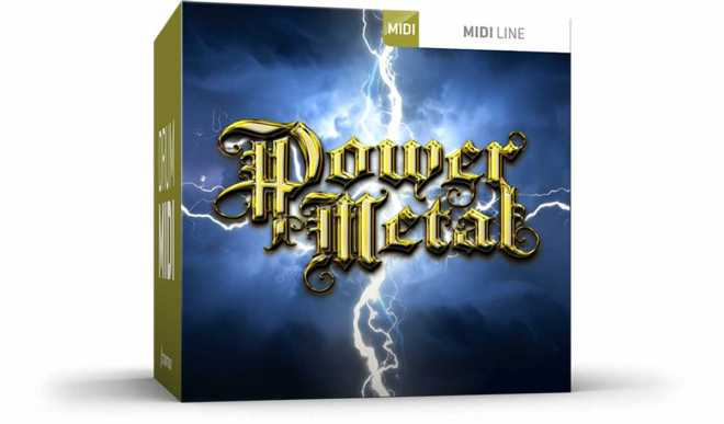 Power Metal MiDi WiN MAC | Images From Magesy® R Evolution™