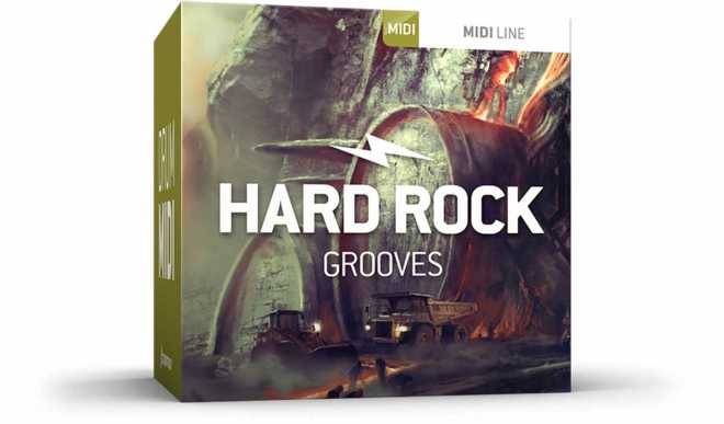 Hard Rock Grooves MiDi WiN MAC | Images From Magesy® R Evolution™