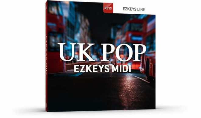 UK Pop EZkeys MiDi MAC | Images From Magesy® R Evolution™