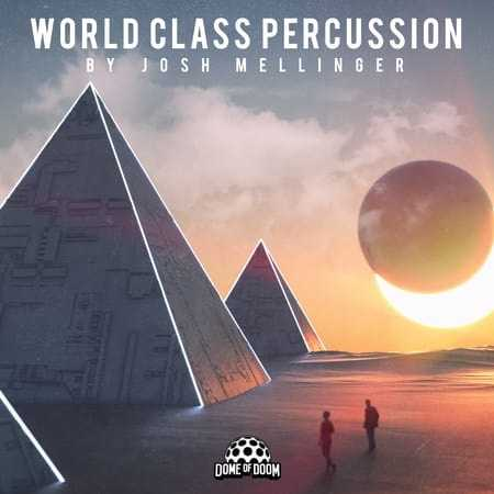 World Class Percussion WAV | Images From Magesy® R Evolution™