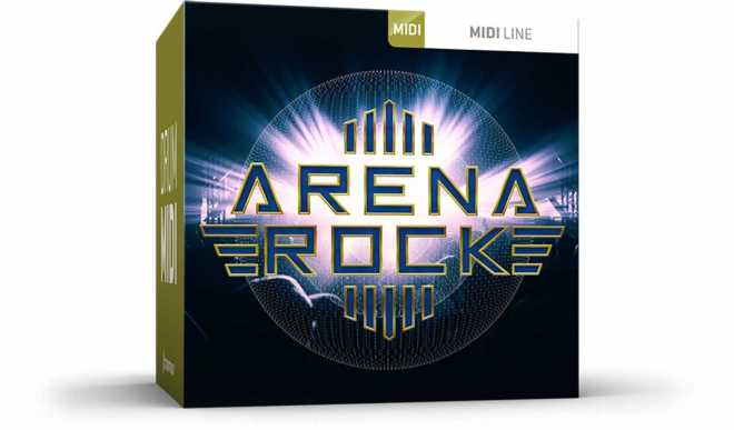 Arena Rock MiDi WiN MAC | Images From Magesy® R Evolution™