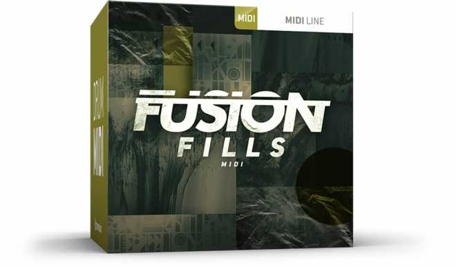 Fusion Fills MiDi WiN MAC | Images From Magesy® R Evolution™