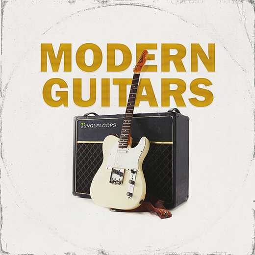 Modern Guitars WAV | Images From Magesy® R Evolution™
