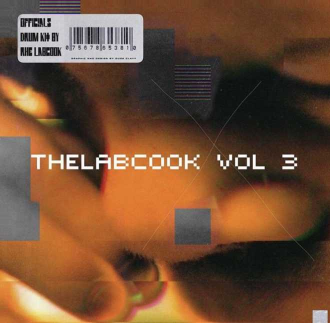 TheLabCook Drum Kit Vol.3 WAV | Images From Magesy® R Evolution™