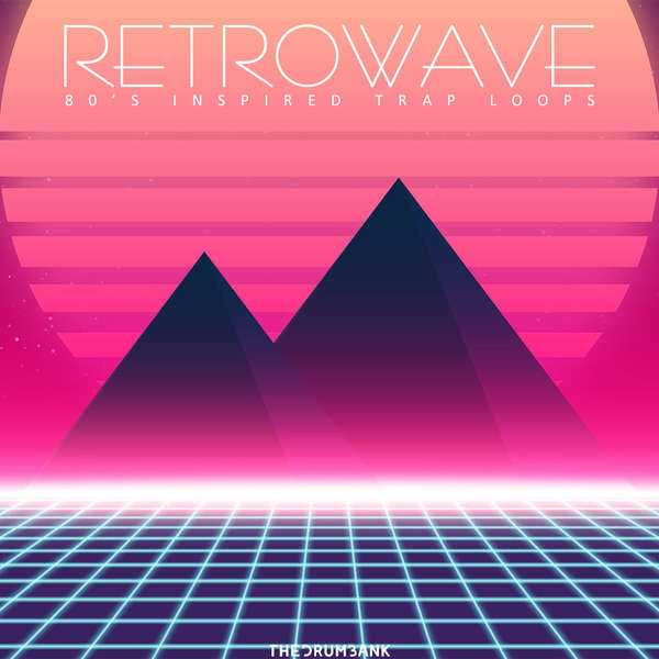 Retrowave Loops WAV | Images From Magesy® R Evolution™