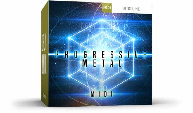 Progressive Metal MiDi WiN MAC | Images From Magesy® R Evolution™