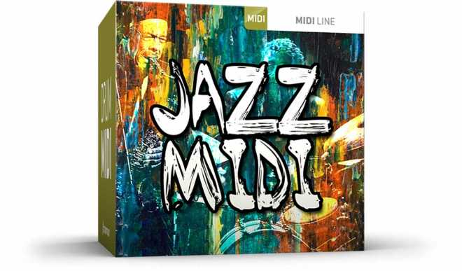Jazz MiDi MAC | Images From Magesy® R Evolution™