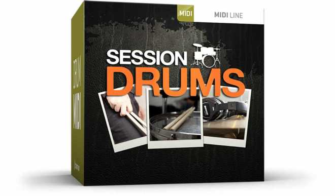 Session Drums MiDi MAC   Images From Magesy® R Evolution™