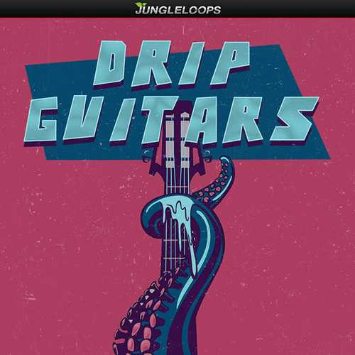 Drip Guitars WAV | Images From Magesy® R Evolution™