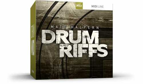 Drum Riffs MiDi MAC | Images From Magesy® R Evolution™