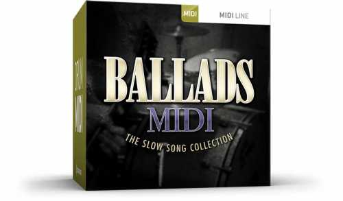 Ballads MiDi MAC | Images From Magesy® R Evolution™