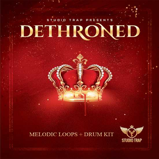 Dethroned Loop And Drum Kit WAV | Images From Magesy® R Evolution™